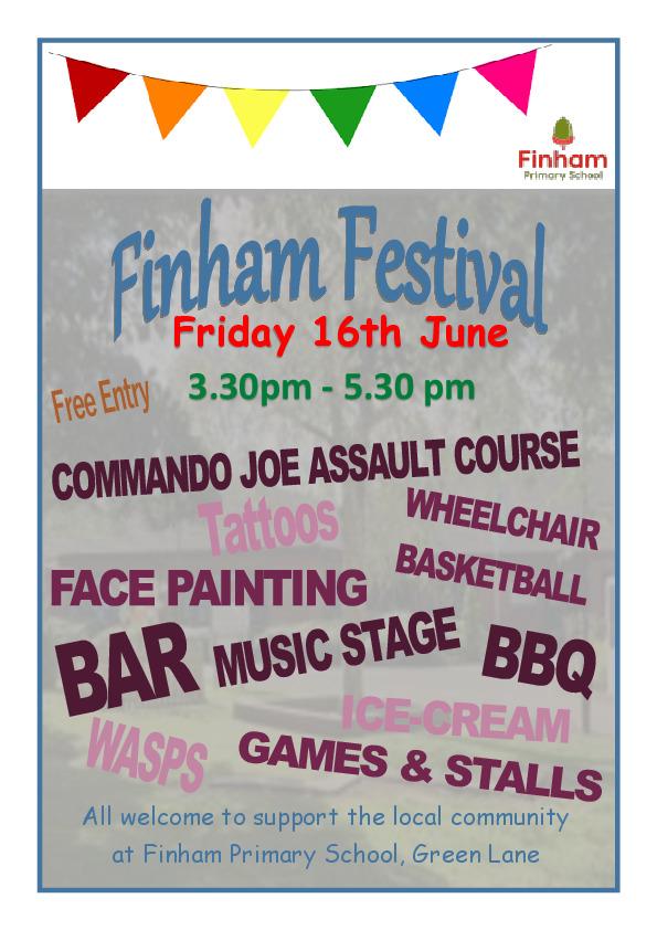 Finham Festival A4