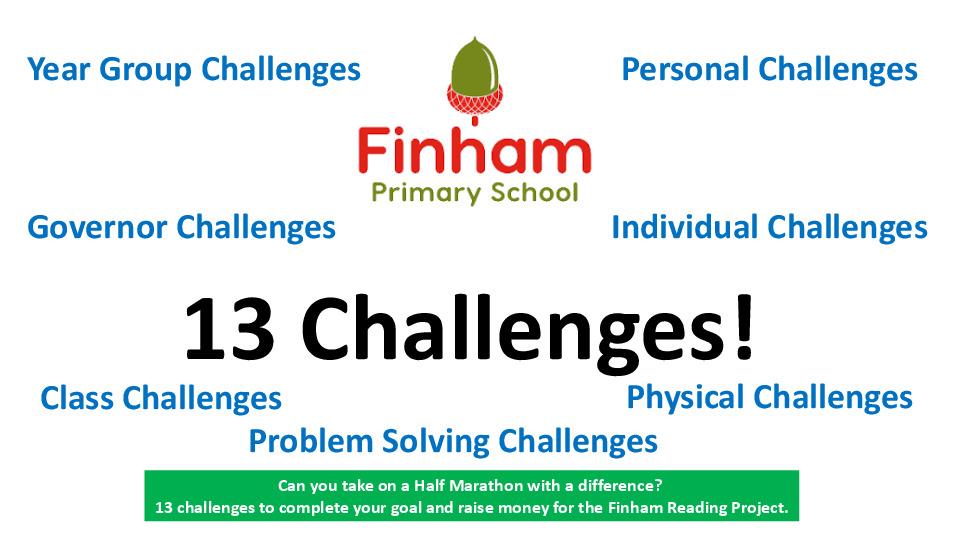 13 Challenges