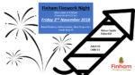 Finham Fireworks 2018