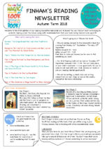 Reading Newsletter - Autumn 2018