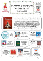 Christmas Reading Newsletter