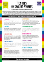 Ten Tips for Sharing a Story